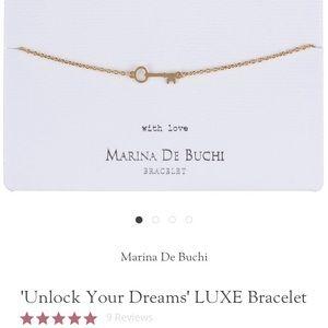 NWT Key Bracelet